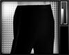 D Black Tuxedo Pants