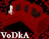 [VoDkA} Vamp rose couch