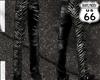 SD Leather Zebra Split