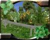 Moss Rock Bench Planter