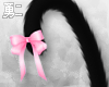 Y' Ribbon Kitty Tail