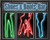 Shoes & Boots Bar