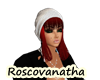 Roscovana hair [red 5]