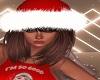 Christmas Santa Hat Red