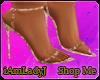Plush Doll Heels Kreme