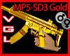 VGL's MP5-SD3 Gold