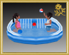Twins & Kiddie Pool