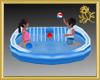 Twins & Kiddie Pool