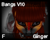 Ginger Bangs V10
