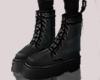 Combat Boots+ Socks