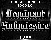 !TX - Dom/Sub Bundle