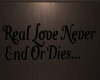 Kay! Real Love Never End