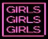 Club Neon Sign Girls