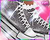 glitter hightops | V6