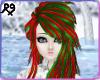 [9] Red Green Xmas Hair