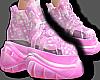 Barbie Pink Stars Anim.