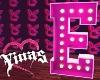 Y. Letter E e