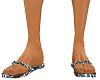 Flip Flops Camo Grey