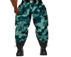 TEF P3NT ARMY PANT/BOOT