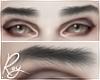 Black natural Eyebrows