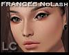 LC Frances head No Lash