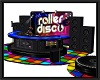 Roller Disco DJ Booth