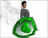 Green Crystal Shield