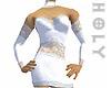 Angel dress Silver