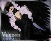 + Raven ☾ Wing Dress +