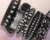 {VS}*Studded Bracelets2*