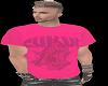 Cukui pink top