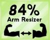 Arm Scaler 84%