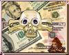 Alexandrite Skull Collar