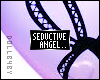 Seductive Angel Badge