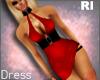 Red Valentine Dress
