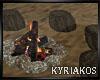 -K- Lake Bon Fire