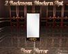 Modern Apt Floor Mirror