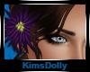 *KD* Spring Hair Flower