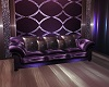 Class Purple Couch