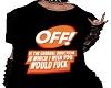 Off t shirt
