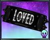 Loved Armband L / F