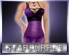 *Purple Temptress Dress