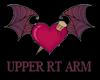 Flying Heart Tattoo - R