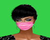 mask - pink  §§