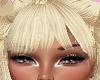 Light Blond Bangs