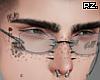rz. Black Glasses