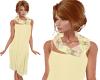 TF* Yellow Scarf & Dress