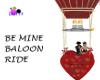 Valentines balloon ride