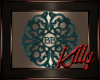 BB floor medallion #2