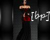 [bp] Dru Dress Lace Red